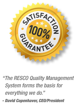 RESCO_quality_management_system