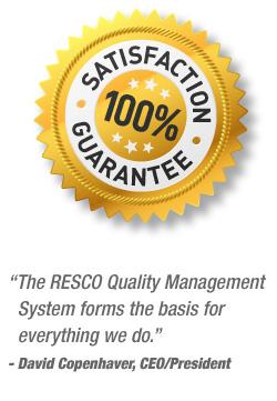 RESCO_quality_management_system